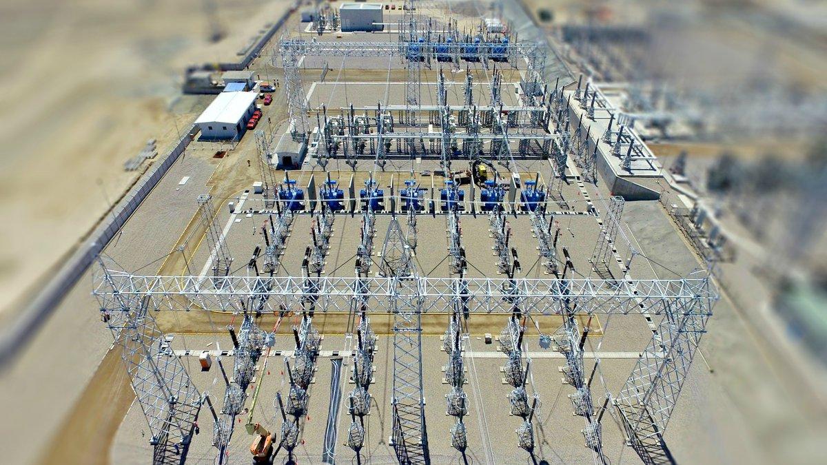 Tipos de subestaciones eléctricas en proyectos